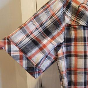 Harley-Davidson Shirts - H-D Short Sleeve Button up Mens S